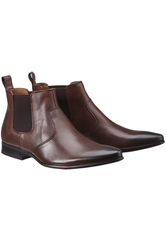 Fashion 4 Men - Acton Gusset Boot
