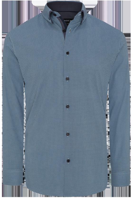 Fashion 4 Men - Alex Diamond Print Shirt