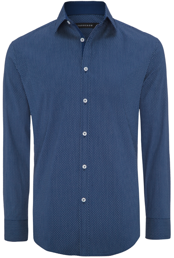 Fashion 4 Men - Armidale Stretch Print Shirt