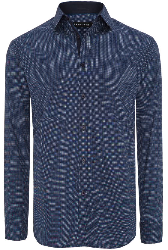 Fashion 4 Men - Aston Print Shirt