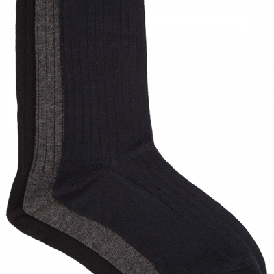Fashion 4 Men - Bamboo 3 Pack Sock