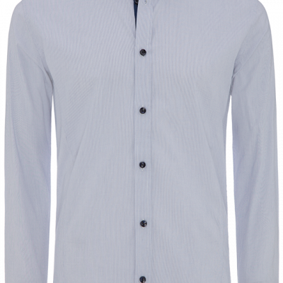 Fashion 4 Men - Belford Slim Stretch Stripe Shirt