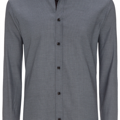 Fashion 4 Men - Belmont Diamond Jacquard Shirt