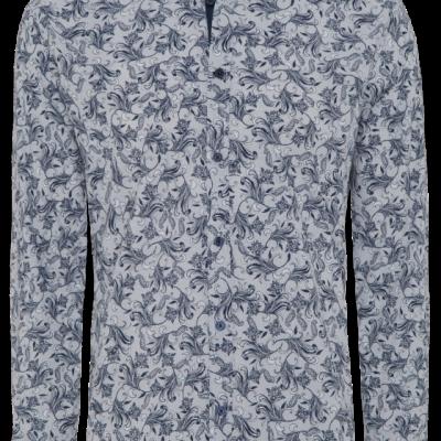 Fashion 4 Men - Bernard Paisley Shirt