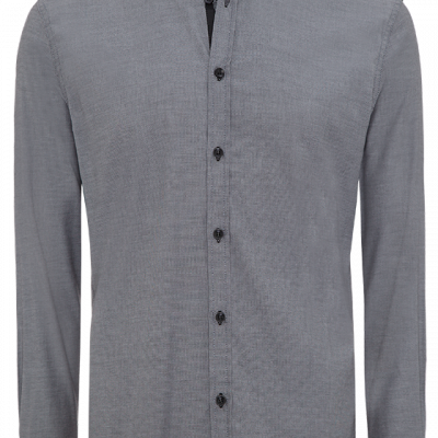 Fashion 4 Men - Canning Textured Stretch Shirt