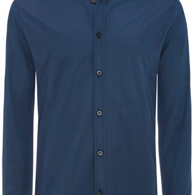 Fashion 4 Men - Carlisle Self Stripe Shirt