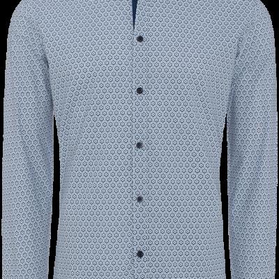 Fashion 4 Men - Chester Geo Print Shirt