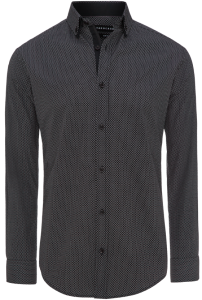 Fashion 4 Men - Cromwell Slim Print Shirt