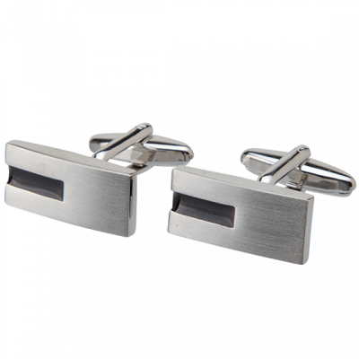Fashion 4 Men - Cut Out Cuff Link