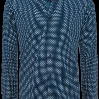 Fashion 4 Men - Epworth Stretch Geo Shirt