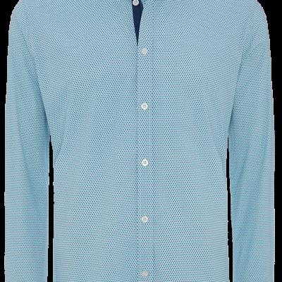 Fashion 4 Men - Huntley Stretch Print Shirt
