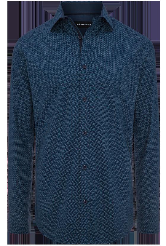 Fashion 4 Men - Julius Print Shirt