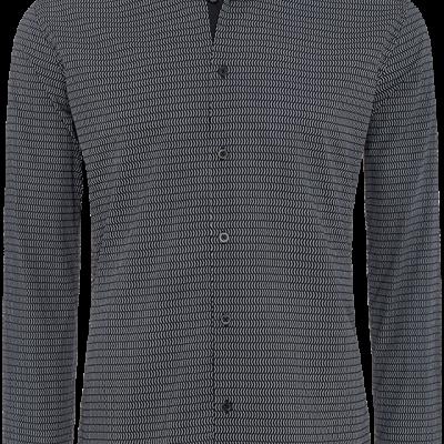 Fashion 4 Men - Langford Chevron Print Shirt