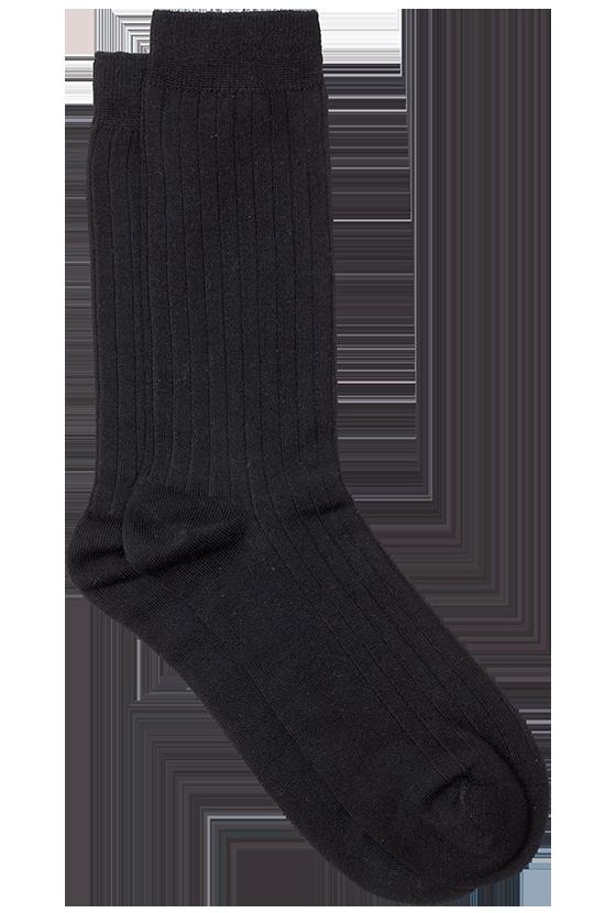 Fashion 4 Men - Modal Blend Rib Sock