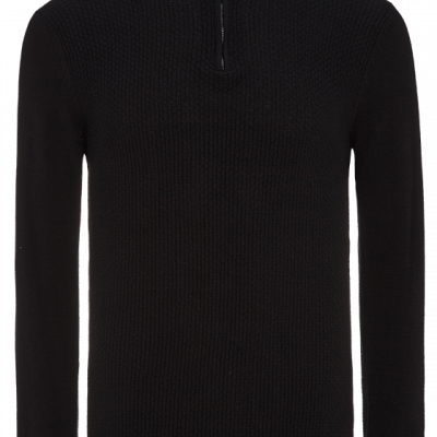 Fashion 4 Men - Mondrian Half Zip Knit