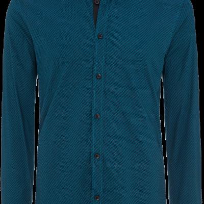 Fashion 4 Men - Nathan Slim Stretch Print Shirt