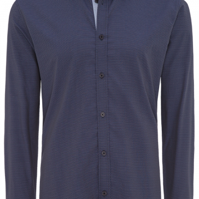 Fashion 4 Men - Nelson Dobby Slim Shirt
