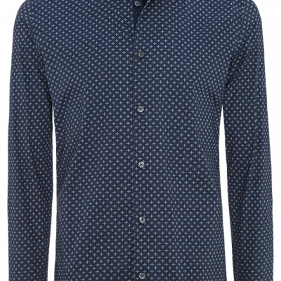 Fashion 4 Men - Nicholas Pixel Print Shirt