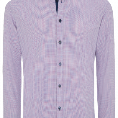 Fashion 4 Men - Parkes Jacquard Shirt