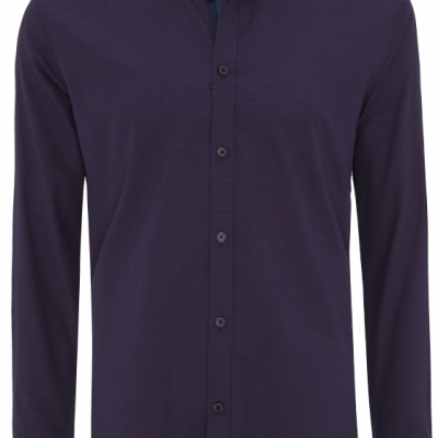 Fashion 4 Men - Parkwood Jacquard Shirt