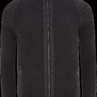 Fashion 4 Men - Raff Zip Thru Knit