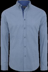 Fashion 4 Men - Richmond Stretch Print Shirt