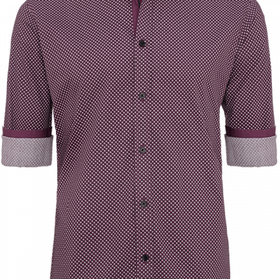 Fashion 4 Men - Rod Small Geo Print Shirt