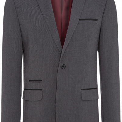 Fashion 4 Men - Royce Mini Stripe Suit