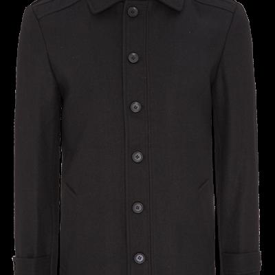 Fashion 4 Men - Saxony Melton Jacket
