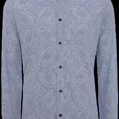 Fashion 4 Men - Sebastian Jacquard Stripe Shirt