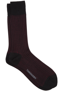 Fashion 4 Men - Single Rib Sock