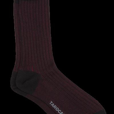 Fashion 4 Men - Single Rib Sock