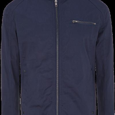 Fashion 4 Men - Talbot Twill Biker Jacket