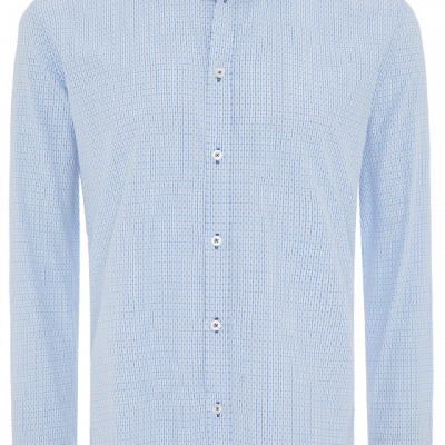 Fashion 4 Men - Waterloo Jacquard Shirt