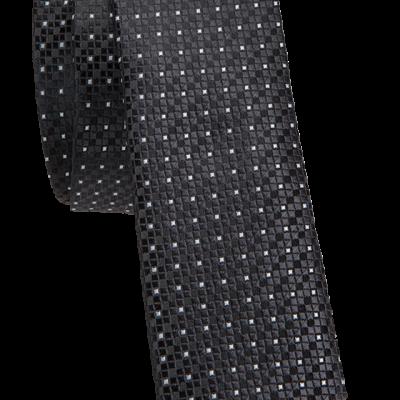 Fashion 4 Men - Diamond Spot 5Cm Tie