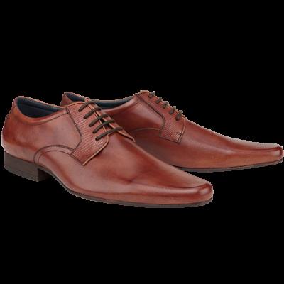 Fashion 4 Men - Fix Dress Shoe - Tan