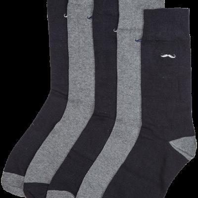 Fashion 4 Men - Merv 5 Sock Pack