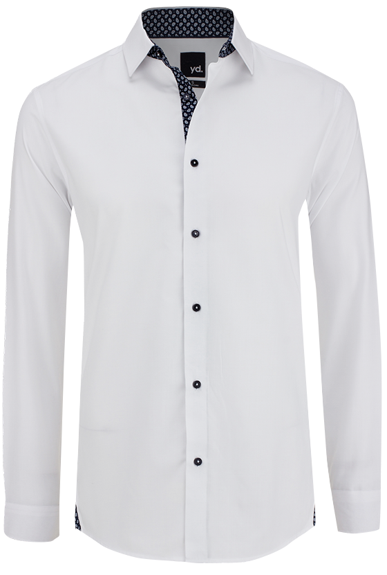 Fashion 4 Men - Pebble Dress Shirt