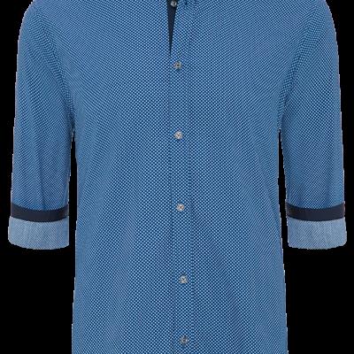 Fashion 4 Men - Printed Diamond Shirt