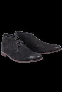 Fashion 4 Men - Suede Lace Up Dress Boot