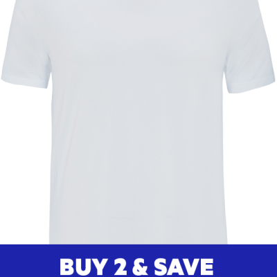 Fashion 4 Men - Vinton Tee - White
