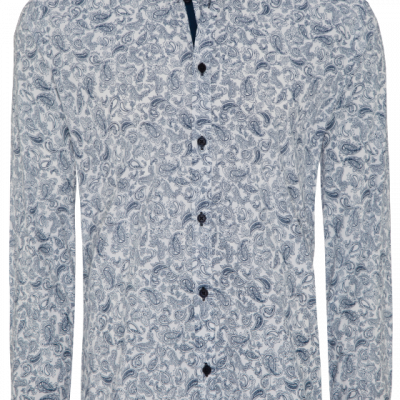 Fashion 4 Men - Morrison Paisley Print Shirt
