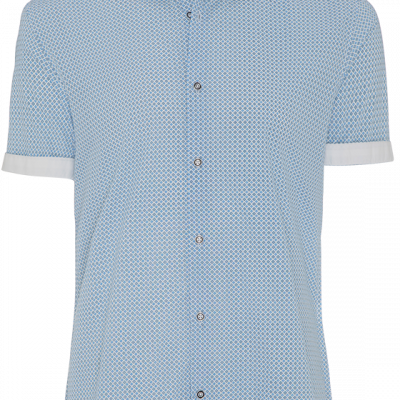 Fashion 4 Men - Baylor Ss Shirt