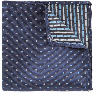 Fashion 4 Men - Fresco Pocket Square
