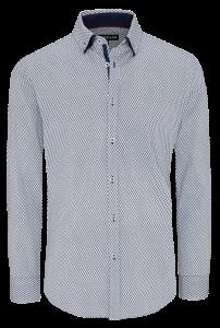 Fashion 4 Men - Barrington Slim Print Shirt