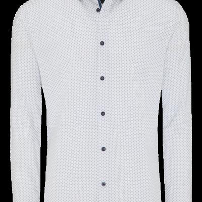Fashion 4 Men - Brandon Slim Print Shirt