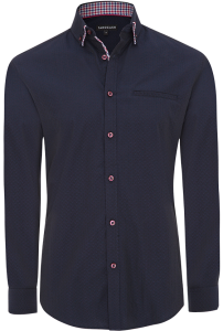 Fashion 4 Men - Elgin Slim Textured Shirt