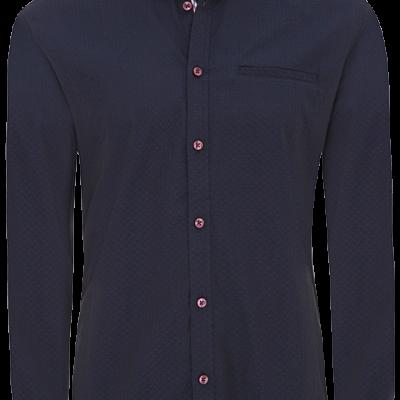Fashion 4 Men - Elgin Slim Textured Shirt