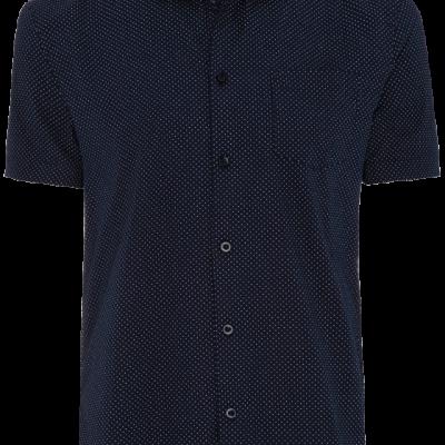 Fashion 4 Men - Fleet Stretch Spot Shirt