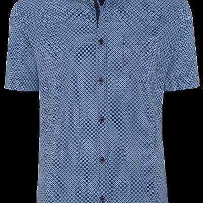 Fashion 4 Men - Humbert Stretch Print Shirt